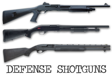 DefenseShotguns