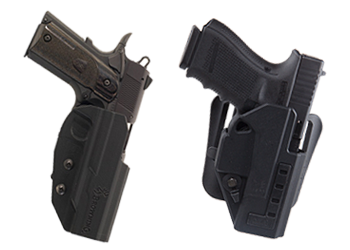 Glick Twins - Shooting Accessories - Holsters