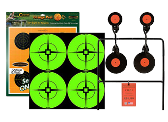 Glick Twins - Shooting Accessories - Targets
